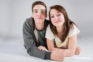 Lisa und Marcel