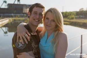 Chantal und Sven